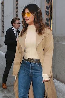 Priyanka Chopra Heading to The Tonight Show With Jimmy Fallon in New York