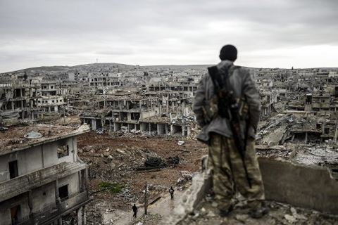 Syria -một đất nước và dân tộc bất hạnh!