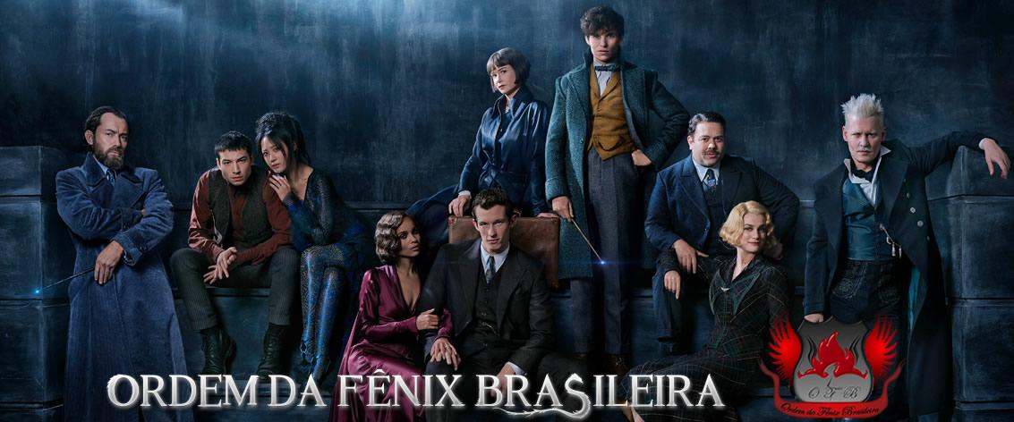 Ordem da Fênix Brasileira | Notícias, conteúdo e bastidores de Harry Potter | [Ano 9]