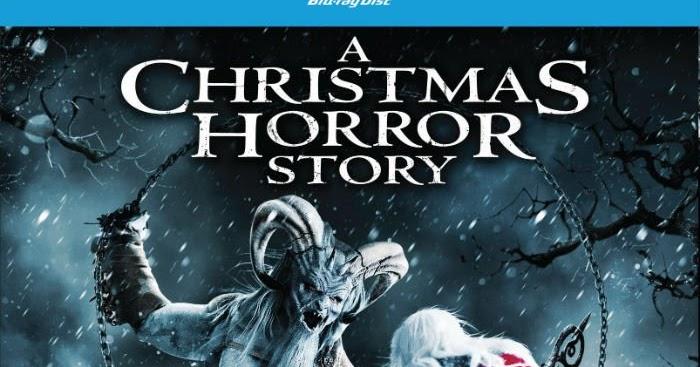 Christmas Horror Story Krampus.Tony Isabella S Bloggy Thing A Christmas Horror Story