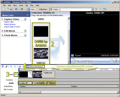 Cara Menggabungkan Video Dengan Audio Di Movie Maker