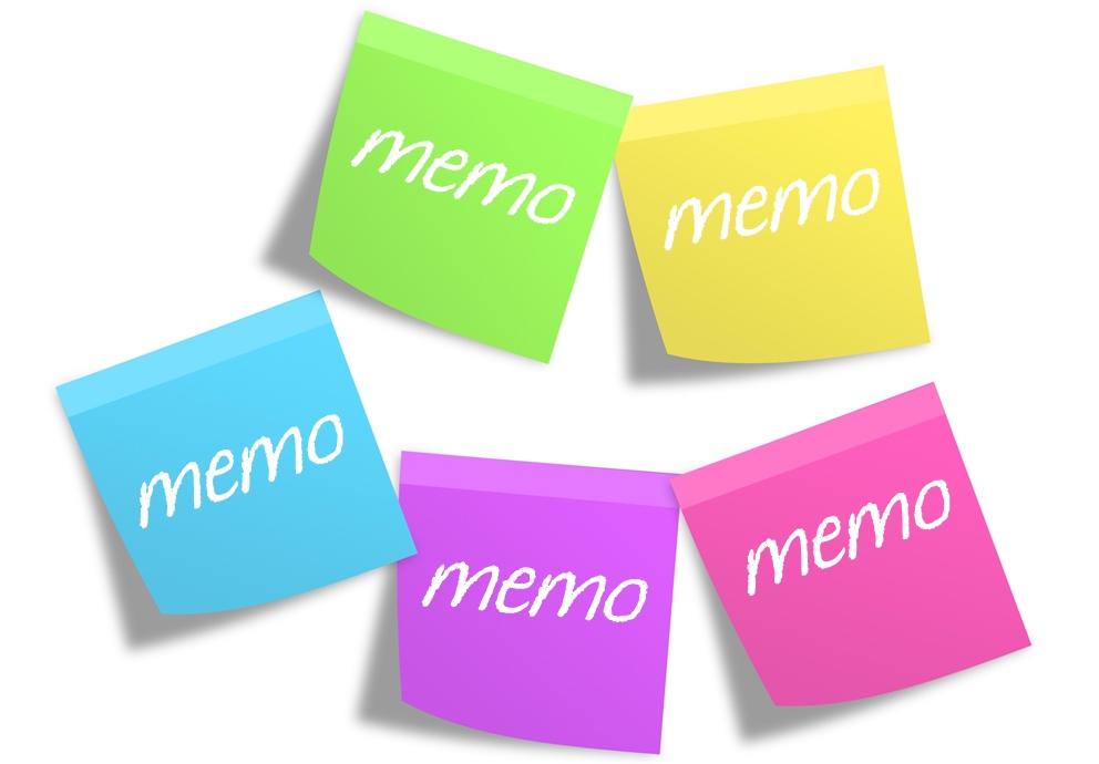 Pengertian Memo Contoh Memo Dan Tips Meyusun Memo Bahasa Inggris