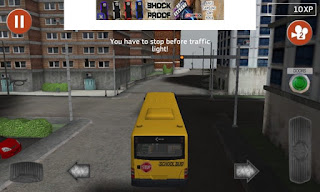 Game Simulasi Bus Android - Public transport simulator