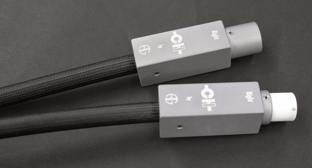 Wizard High End Audio Blog Ch Precision Link Cables