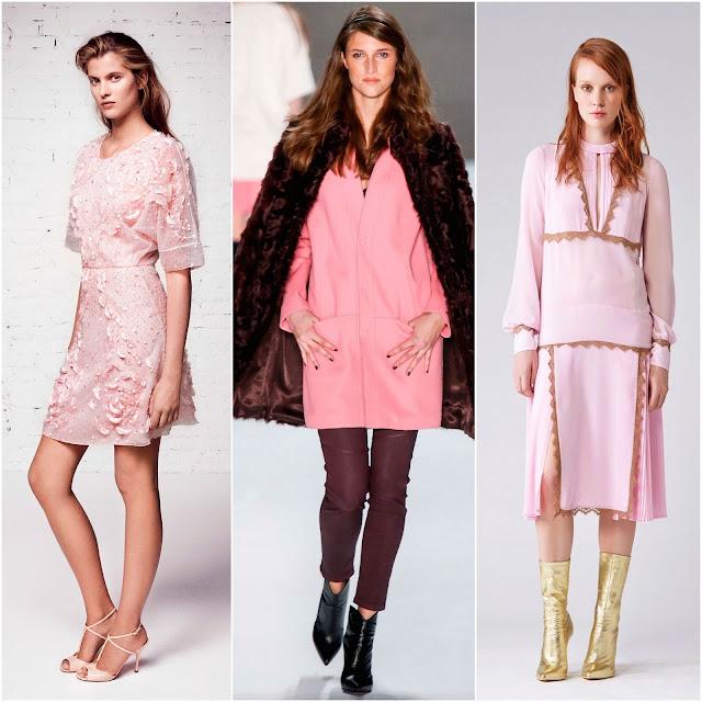 модные тенденции цвета весна лето 2016