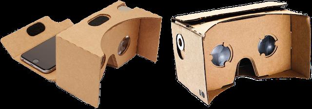 masque à réalité virtuelle