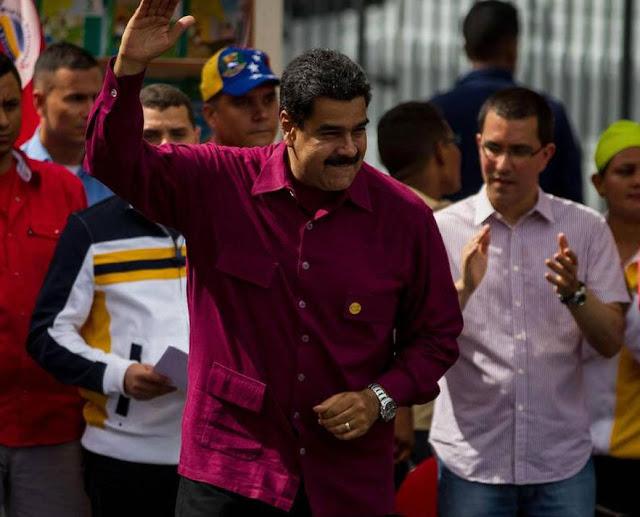 Maduro amenaza con cárcel si la Asamblea lo enjuicia