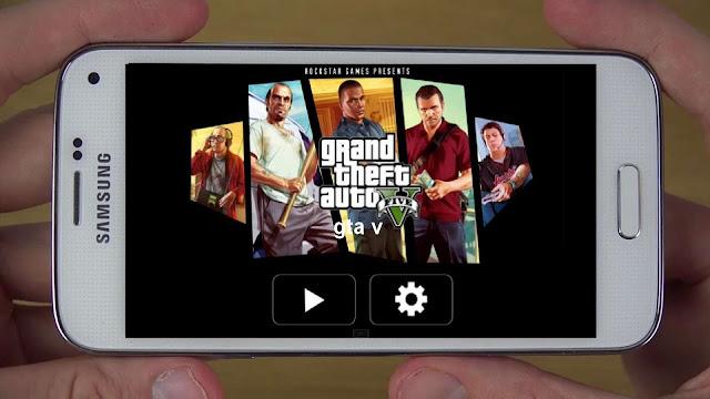 تحميل اللعبة GTA 5 لهواتف الأندرويد الضعيفة بحجم صغير