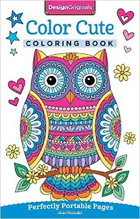 Color Cute Coloring Book: Perfectly Portable Pages PDF