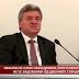 Mazedoniens Präsident übt Kritik an Europäischer Union