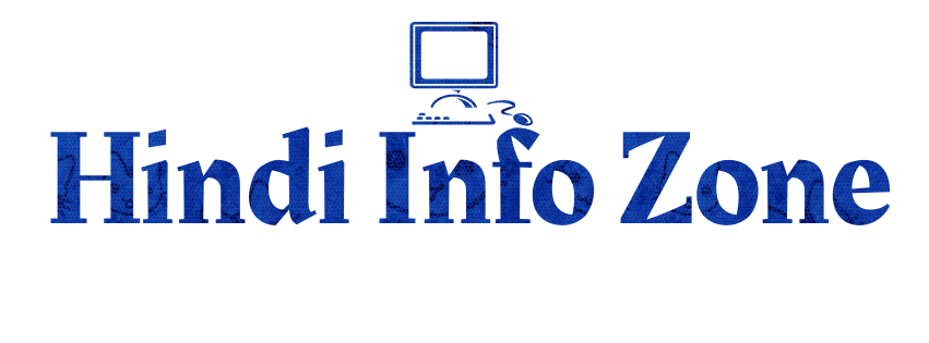 Hindi-info-zone  new way to learn blogging