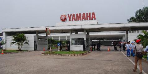 Hasil gambar untuk yamaha motor manufacturing indonesia