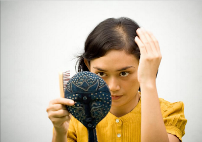 Hair Loss During Pregnany And Home Remedies, hair thinning, loss of hair