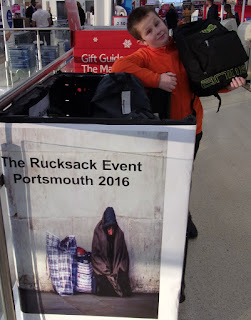 portsmouth rucksack collection point tesco