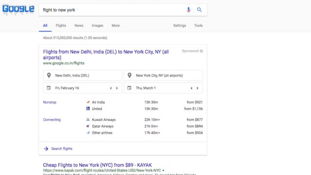الهند تقوم بتغريم جوجل بمبلغ 21 مليون دولار بسبب التلاعب في نتائج البحث