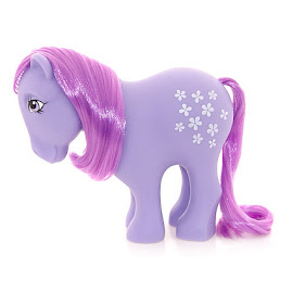 My Little Pony Blossom 25th Anniversary Collector Ponies 3-Pack G1 Retro Pony