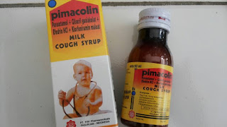 Pimacolin Milk Cough Syrup