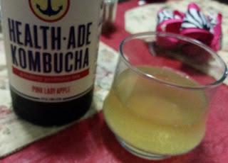 Kombusha super tea white grape flavor