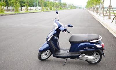 Yamaha Việt Nam triệu hồi hơn 95.000 xe Grande