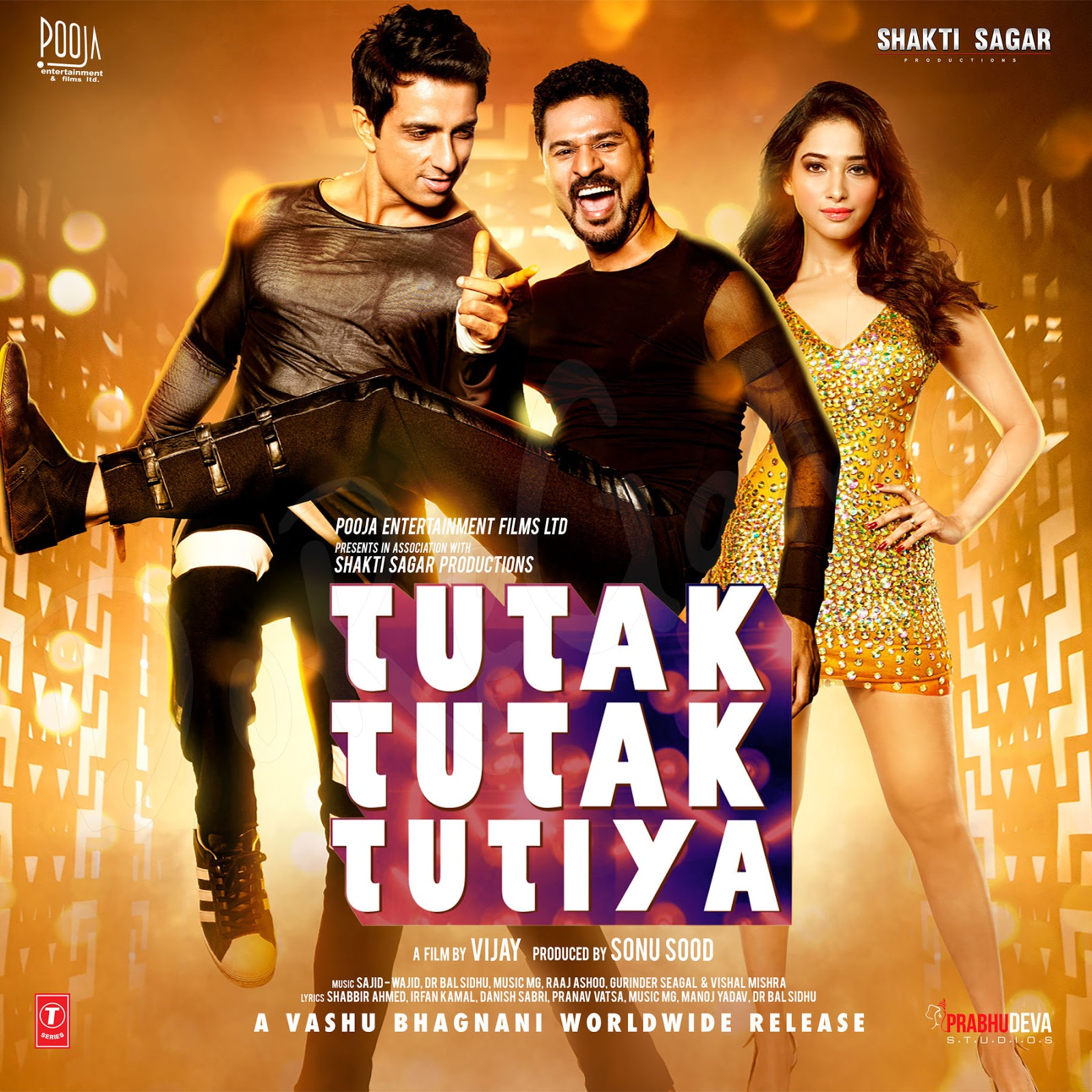 Tutak Tutak Tutiya 2016 Original CD FRont cover POster Wallpaper HD