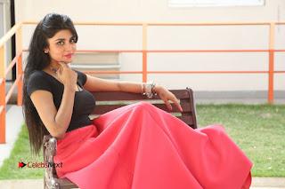 Telugu Actress Harini Stills at Dhyavudaa Movie Teaser Launch  0418.JPG