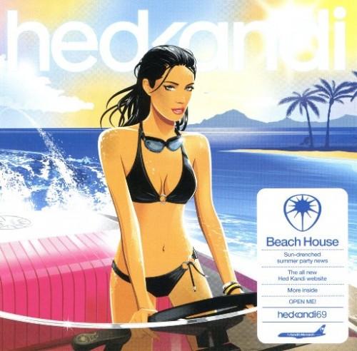 Hed Kandi Beach House 04 04: All Hed Kandi: Beach House (2007