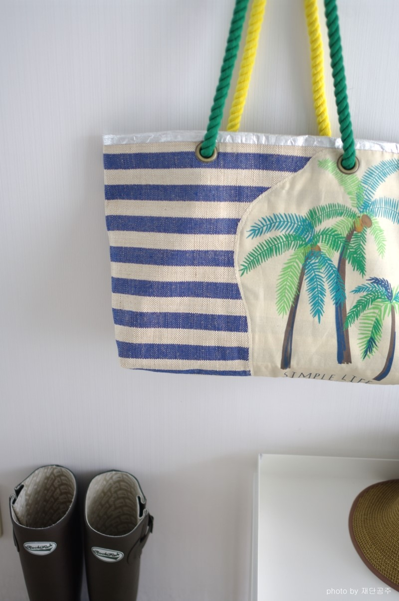 Hawaiian Beach Bag Free Tutorial Net