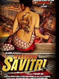 Warrior Savitri 2016 movie Poster