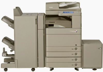 Laden Sie den Canon iR-ADV C5051-Druckertreiber herunter