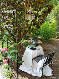A Summer Place Setting