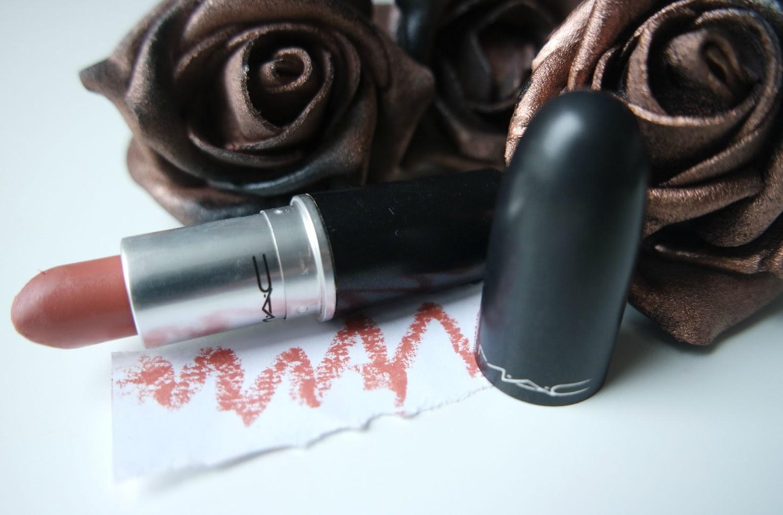Emily & Han xo: MAC Kinda Sexy Lipstick