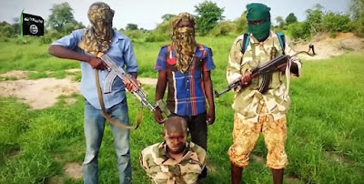 PHOTOS: Graphic Photos From Boko Haram's First Beheading Video Since