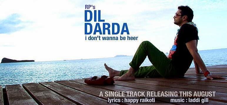 Dil Darda Lyrics - Roshan Prince
