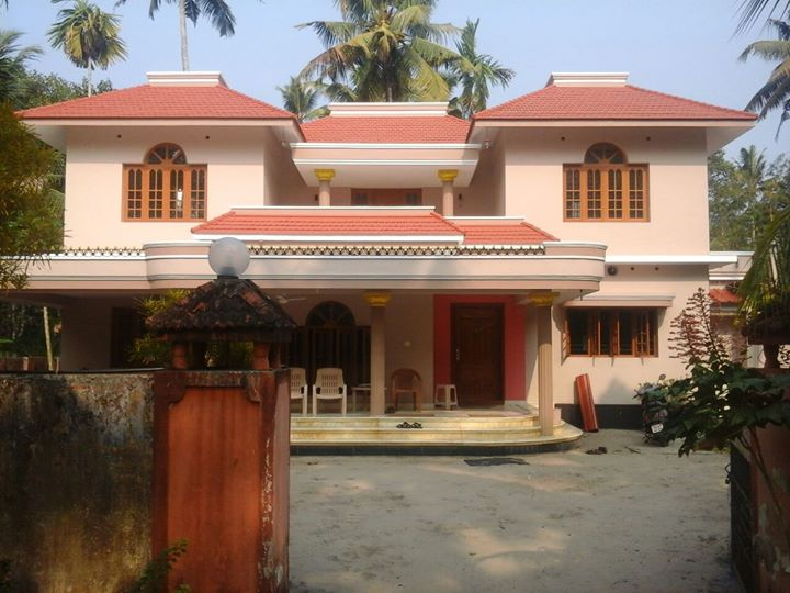 Individual Villa For Sale at Alleppey, Alappuzha, Kerala