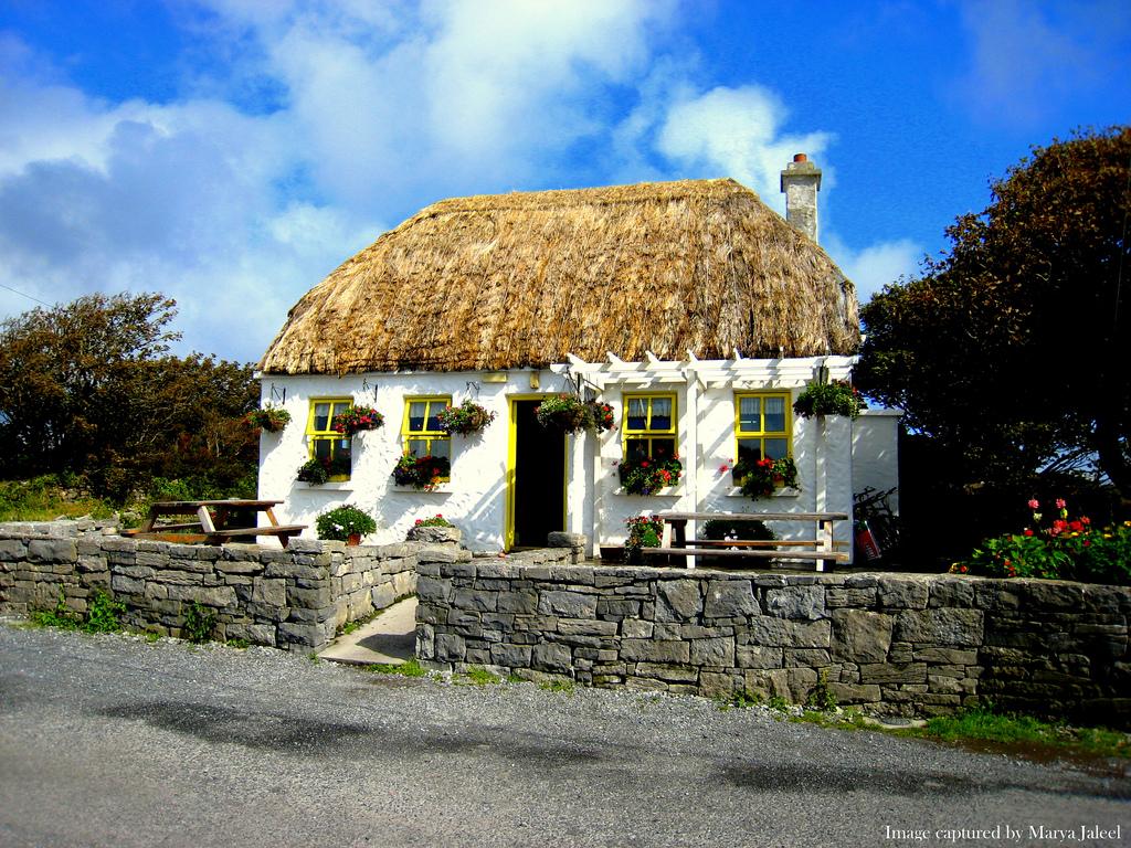 A Joyful Cottage More Irish Cottages