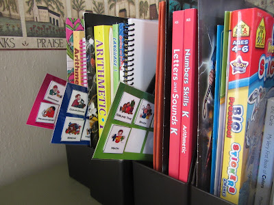 The Unlikely Homeschool Task Cards