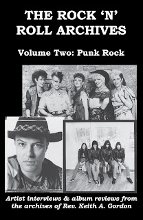Rev. Keith A Gordon's The Rock 'n' Roll Archives, Volume Two: Punk Rock