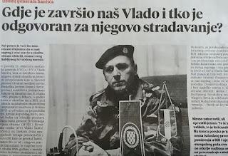 Marin Vlahović: Motivi ubojstva generala HVO-a Vlade Šantića gori su i od samog zločina