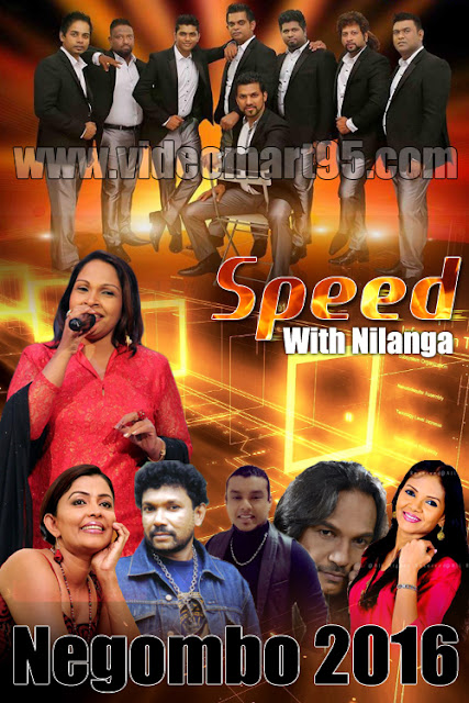 NILANGA SILVA WITH SPEED LIVE IN NEGAMBO 2016