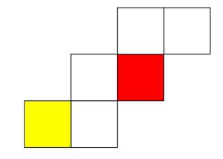 gambar jaring jaring kubus 11