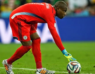 2014 World Cup: Tomorrow's Game is Against Argentina, Not Messi – Enyeama