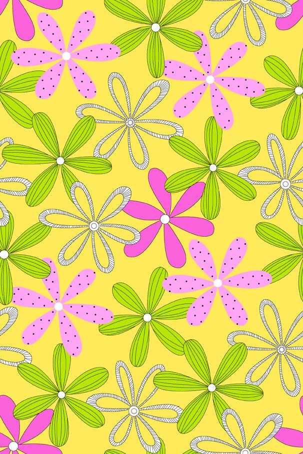 Beautiful Fabric Patterns Designs Fabric Painting