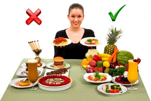 La alimentación que se debe tener en cuenta para mejorar al salud del hígado