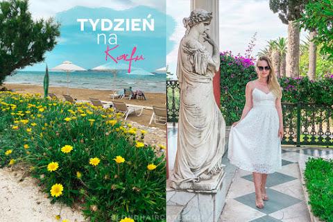 Tydzień na Korfu - fotorelacja (last minute z biurem podróży) - czytaj dalej »