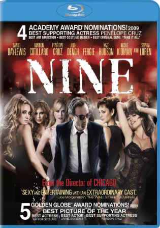 Nine 2009 BluRay 900MB Hindi Dual Audio 720p Watch Online Full Movie Download bolly4u