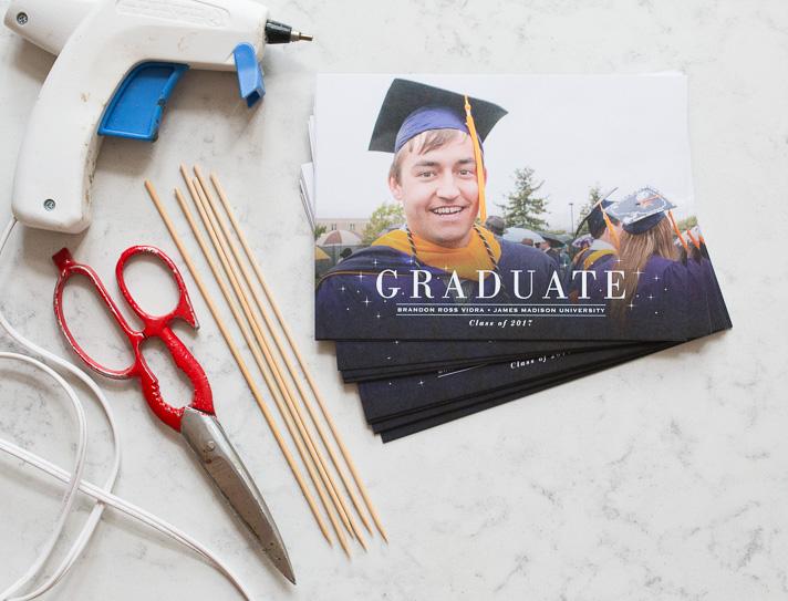 Places Order Graduation Invitations