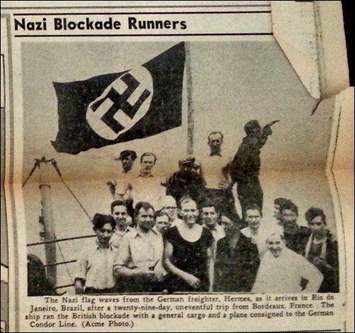 18 April 1941 worldwartwo.filminspector.com German blockade runners