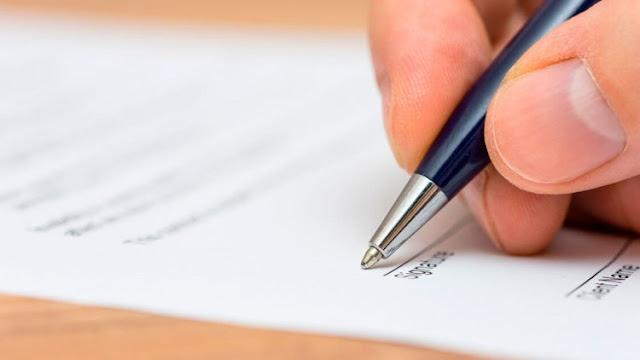 18 Jenis Surat Perjanjian Carian Tertinggi Di Malaysia