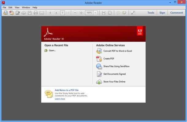 تحميل برنامج pdf مجانا ويندوز 10