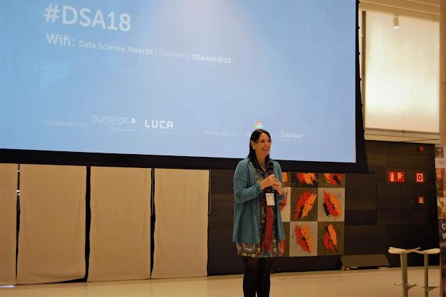 Elena Gil, CEO de LUCA y Directora Global de Big Data B2B